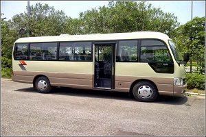 Thuê xe 29 chỗ đi Lạng Sơn